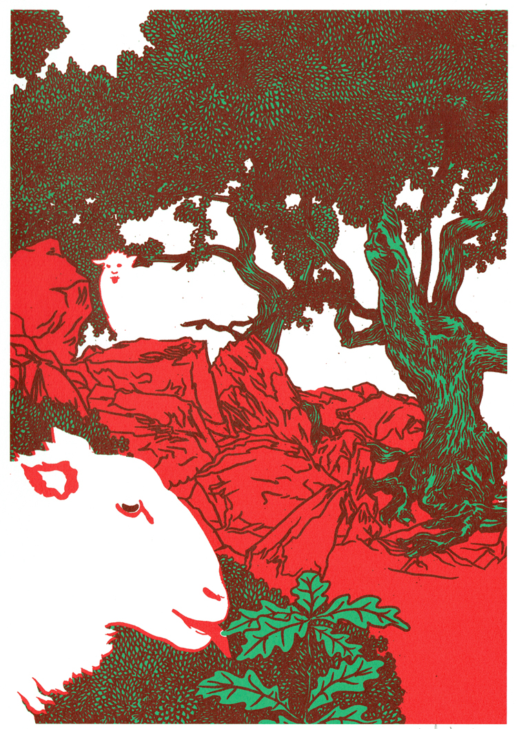 2016 Curt Viesel Edition_gare au mouton