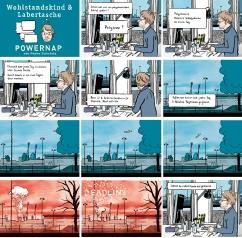 """""""Powernap""""/ Tagesspiegel/ 2. März 2014"""